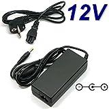 Netzadapter / Ladegerät, 12 V, für Festplatte LaCie 4Big Quadra USB Firewire 800