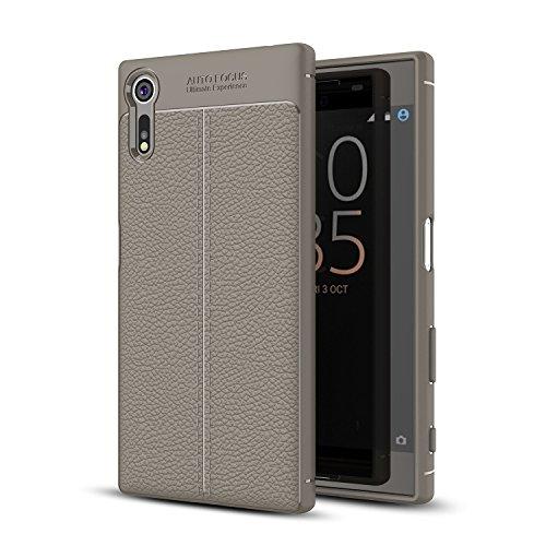 SONY Xperia XZ Hülle, WindTeco Premium Ultra Slim Weiches TPU Protector Phone Case Handy Schutzhülle Schale Bumper für SONY Xperia XZ / XZs