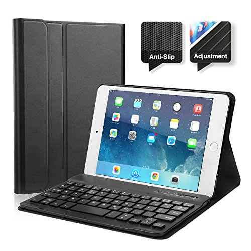 iPad MINI 4 Tastiera Bluetooth Staccabile QWERTY...