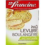 Francine Levure Boulangère Francine 30 g