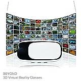 Occhiali 3d realtà virtuale Tekno Logik [distanza focale & distanza tra gli occhi regolabili] Video, giochi Videos–compatibili Smartphone 3.5–6inch (iPhone Samsung Huawei LG Nexus HTC, ecc..) - TEKNO LOGIK - amazon.it