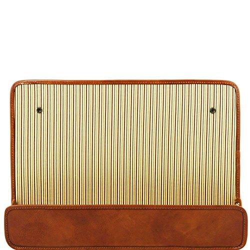 Tuscany Leather - TL Smart Module - Porte Module - Miel