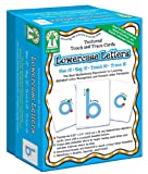 Textured Touch and Trace: Lowercase: The Best Multisensory Experience for Learning Alphabet Letter Recognition and Correct Letter Formation