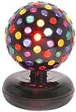 QTX UK Version 5 Farbe Große rotierende Disco-Kugel mit Ständer