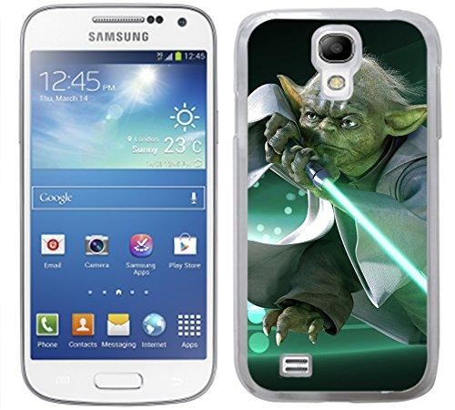 Star Wars Yoda Film Schutzhülle für Samsung Galaxy S4(4) Handy Tasche Hard Schutz i9500Force weckt (Justin Bieber Samsung Galaxy S4)
