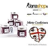 MIRTO CONFETTURA, Confettura di Mirto Rosso, 270 gr. Prodotti Sardi