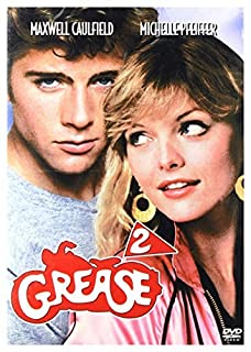 Grease 2 [Region 2] (English audio. English subtitles) by Maxwell Caulfield