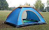 IFMASNN Outdoor, Camping, Automatique, Tente, Automatique, jetable, Rond, léger (3-4 Personnes)