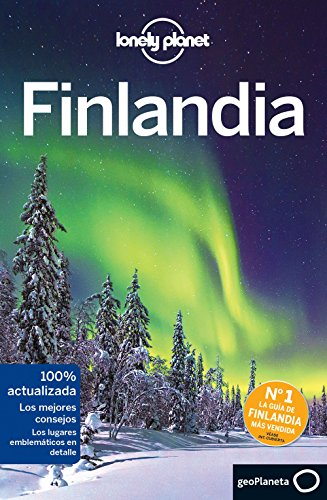 Lonely Planet Finlandia/ Finland (Lonely Planet Travel Guides) por Andy Symington, Catherine Le Nevez