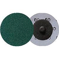 Klingspor QRC 409 - Lote de discos de cambio rápido para lijadora (50 mm, grano 80)