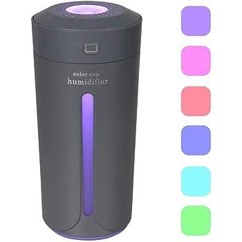 Aroma-Diffusor-Ultraschall-Luftbefeuchter-Reiniger des ätherischen Öl-70ml USB