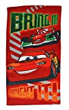Unbekannt Badetuch Disney Cars Lightning McQueen 70 cm * 140 cm Handtuch Strandtuch Baumwolle - Auto Francesco Autos
