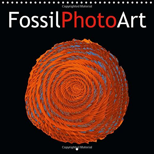 FossilPhotoArt 2015: Photos de fossiles manipulees a l'ordinateur. par Gero Moosleitner
