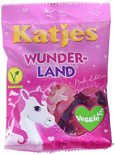 (Katjes Wunderland Pink-Edition, 200 g)
