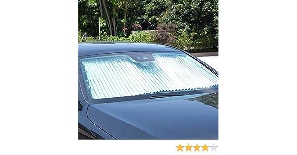 Flyes Couverture de Protection Solaire de Voiture disolation Pare-Brise Pare-Brise Avant