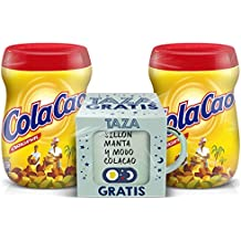 2 botes ColaCao de 400 gr + Taza de Regalo Cola Cao