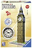 Big Ben + Uhr: Erleben Sie Puzzeln in der 3. Dimension