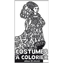 Costumes à colorier