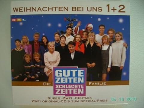 Gute Zeiten,schlechte Zeiten: Weihnachten bei uns ( Doppel-CD)