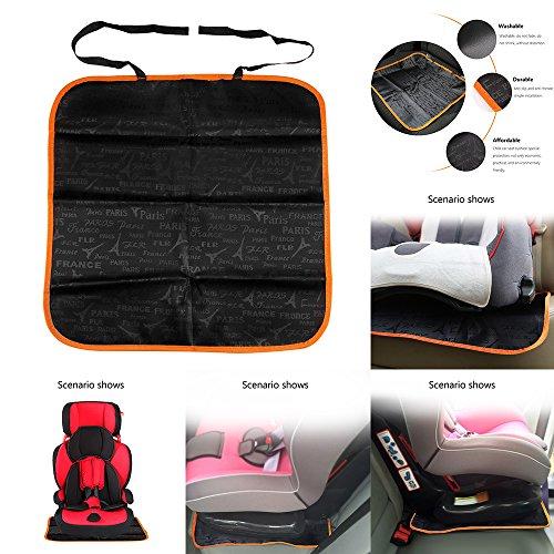 rotector Universal Auto Sitzkissen Booster Sitze Pad Abdeckungen für Baby Kinder Infant Auto Sicherheit Stuhl Schutz Ihrer Ledersitz ()