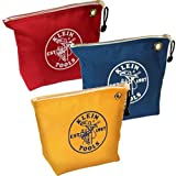 Klein Tools 5539CPAK Canvas Zipper Bags, Assorted Colors - Best Reviews Guide