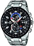 Casio Herren-Armbanduhr Analog Quarz Resin EFR-550D-1AVUEF