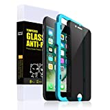 iPhone 8 7 6 6s Privacy Screen protector[1 Pack] SmartDevil Tempered Shatterproof Glass Screen Protector Anti-Spy Film for Apple 8 7 6 6s[4.7 in]