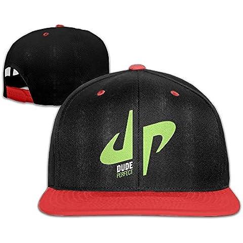 wyuzhen Kid 's Dude perfecto Logo Gorra de Hip-Hop Gorras