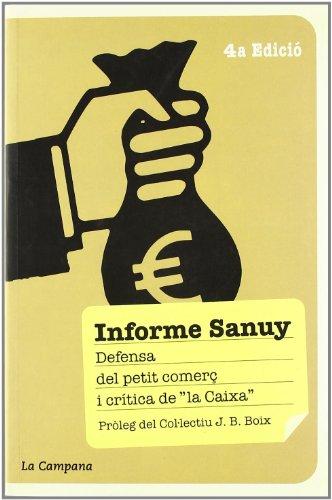 Informe Sanuy por Francesc Sanuy