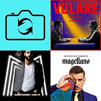I successi Pop italiani degli ultimi anni.