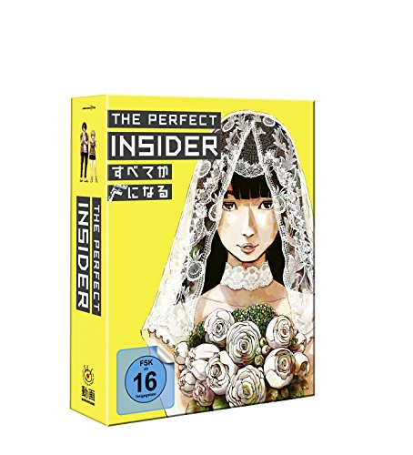 The Perfect Insider - Komplettbox [Blu-ray]
