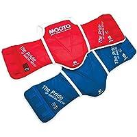 Mooto Aprobó Protector de Pecho de Taekwondo Reversible hogu 1 a 5 0 (bajo 120 cm)