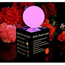 PK Green Luz ambiental LED con color cambiante - esfera