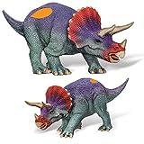 Ravensburger tiptoi® 2-teiliges Set Dinosaurier: Triceratops Groß + Klein