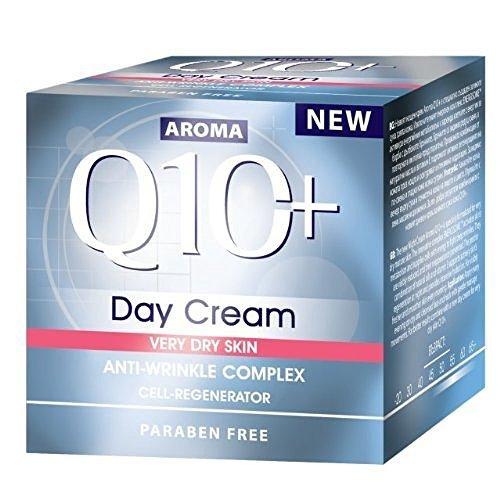 Aroma Visage Crème de jour pour peau très sèche AROMA Q10 + 50ml