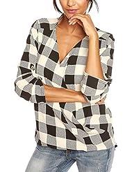 BANDIDA Camisa Mujer  Negro L