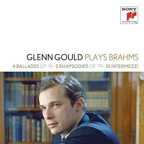 Glenn Gould Collection Vol.12 - Glenn Gould plays Brahms: 4 Balladen op. 10, 2 Rhapsodieen op. 79, 10 Intermezzi