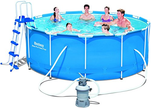 Bestway Frame Pool Steel Pro Set, 366 x 122 cm