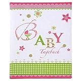 Babytagebuch Lovely rosa BRN 11085
