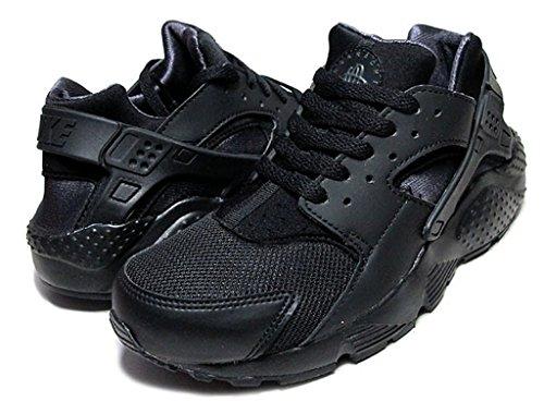 nike-bambino-huarache-run-gs-scarpe-da-corsa-nero-size-38