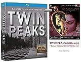 TWIN PEAKS Serie Completa (8 Blu-ray) + Fuoco Cammina Con Me Blu-ray...
