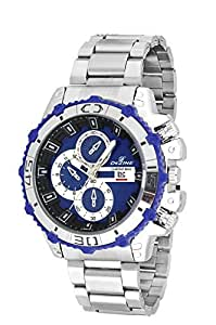 Dezine DZ-GR1516-BLU-CH analog watch