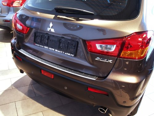 stainless-steel-bumper-protector-for-mitsubishi-asx-from-2010