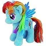 Ty My Little Pony Rainbow Dash Plüsch Stofftier Pferd 15 cm 24 cm Einhorn