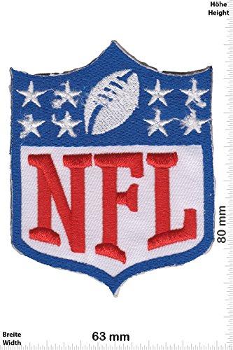 Parches   NFL   National Football League  USA   Blue