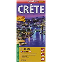 CRETE  1/150.000 (comfort !map, laminée)