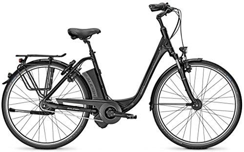 E-Bike Raleigh DOVER IMPULSE 8HS 8G 28'14,5Ah/36V principianti in Black Matt, Magicblack matt