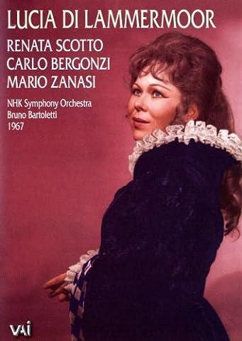 Donizetti Lucia - Lucia di Lammermoor (Donizetti) Scotto, Bergonzi Live