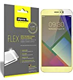 dipos I 3x Screen Protector for TP-Link Neffos C7 - Covers