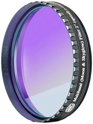 Baader Planetarium 2458334A Neodymium Mond/Skyglow-Filter mit IR-Cut (2 Zoll)